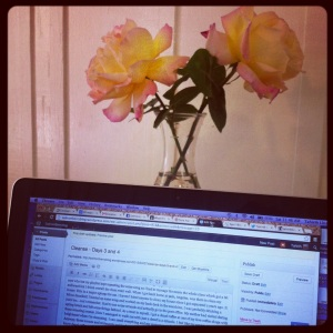 roses and work