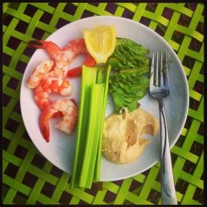 shrimp n celery
