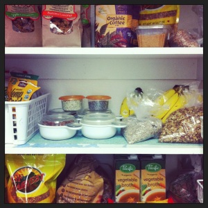 retreat pantry