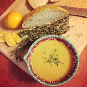 Immune-supporting Garlic Soup