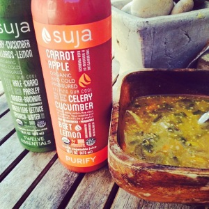 suja and cleansing soup
